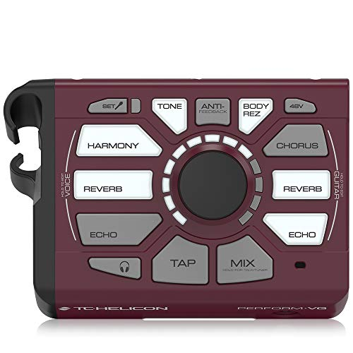 Best tc helicon vocal processor