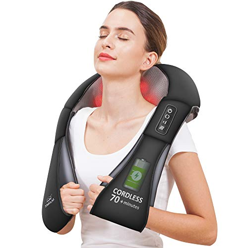 Snailax Cordless Shoulder Massager