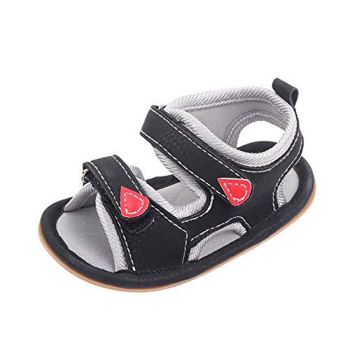 YWLINK Sandalias De Verano para Mujer Zapatos Planos Calzado De Casa Antideslizante Zapatillas De BañO Zapatillas De Playa Zapatos Casuales CóModos con Suela Suave Zapatos De Pareja