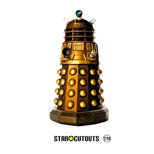 STAR CUTOUTS SC916 Dalek Doctor Who Aufsteller aus Karton, 95 cm hoch, Caan Mini