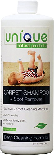 Unique Natural Products Carpet shampoo/Stain Eliminator, 32-Ounce