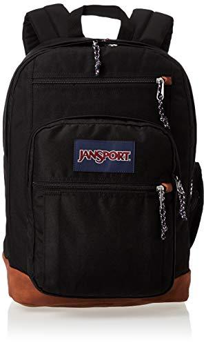 JanSport Unisex-Erwachsene Cool Student Laptop-Rucksack, schwarz, One Size