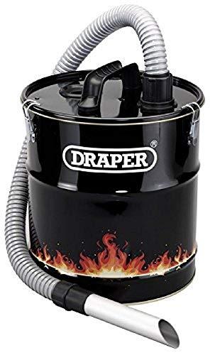 Draper 50977 Ash Can Vacuum Attachment, 20L