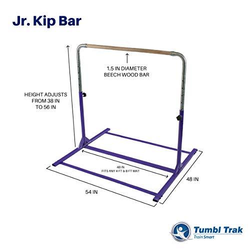 Expandable Gymnastics Bar Jr Kip - Gymnastics Bar For Kids