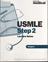 USMLE Step 2 Lecture Notes - Surgery