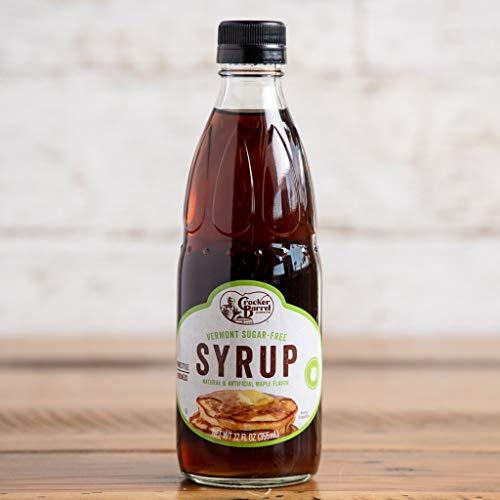 Cracker Barrel Pancake Syrup SUGAR FREE