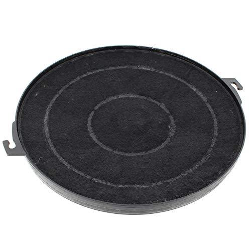 Filtre charbon rond type 211 pour Hotte Faure