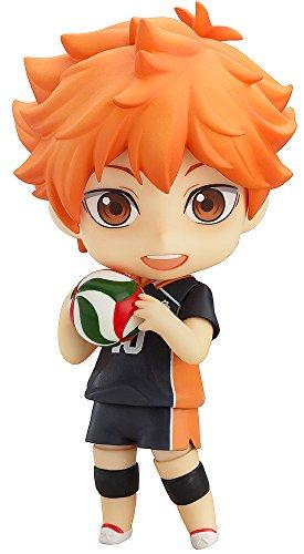 Good Smile Haikyuu: Shoyo Hinata Nendoroid Action Figure
