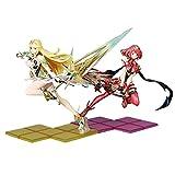 siyushop Xenoblade Chronicles 2: Pyra PVC Figura - Mythra PVC Figura (Conjunto De 2) (versión No Original)