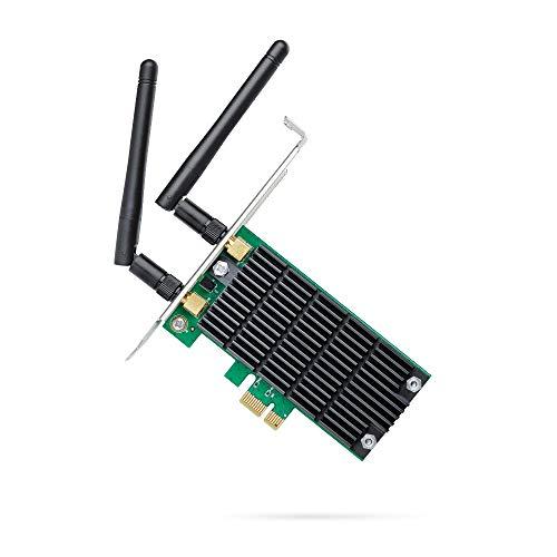 TP-Link ARCHER T4E - Adaptador WiFi AC1200 de Sobremesa PCI