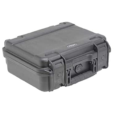 SKB iSeries 1914-8 Waterproof UV Impact Corruption Resistant Utility Case, Black