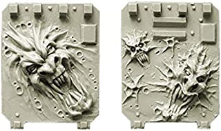 Spellcrow Chaos Marines Mutated Doors for Light Vehicles Nurgle Plague