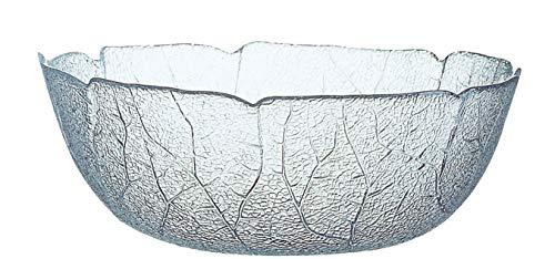 Luminarc ARC 06652 Aspen Schale, Salatschale, Schüssel, 27cm, 3.45 Liter, Glas, transparent, 1 Stück
