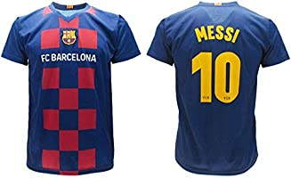 Trikot Messi 2020 Barcelona offizielles Home 2019 2020 in Blisterverpackung Trikot Barcelona 10 Kinder Erwachsene