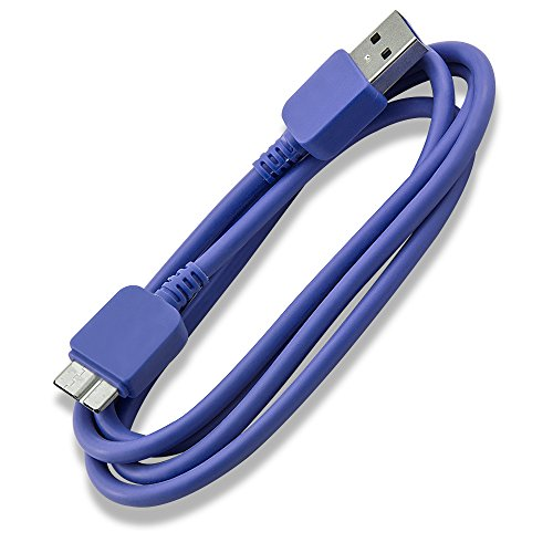 1m USB 3.0 Speed Kabel A aan Micro B v. WD Ultra Slim My Book externe harde schijf WD My Passport Ultra, Ultra 10 Jubileums-Edi, WD My Passport Wireless, Ultra Metal Edition, WD My Passport voor Mac, Slim, Air, Enterprise My Book, My Book AV-TV, My Book Studio, WD My Book Essential, My Book Essential SE, WD Elements Portable, SE Destcoop