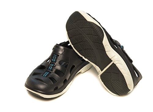 SHIMANO Evair Marine Fishing Shoes; Size 12; Black