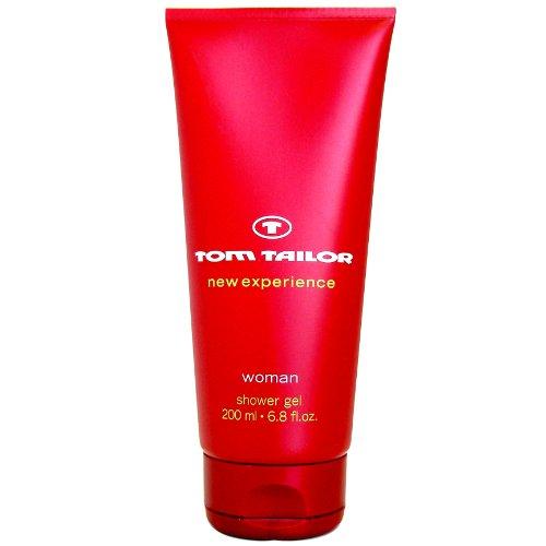 Tom Tailor New Experience Woman Bath & Shower Gel 200ml, 1er Pack (1 x 200 ml)
