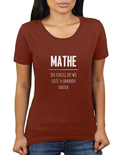 KaterLikoli - Camiseta para mujer, diseño con texto