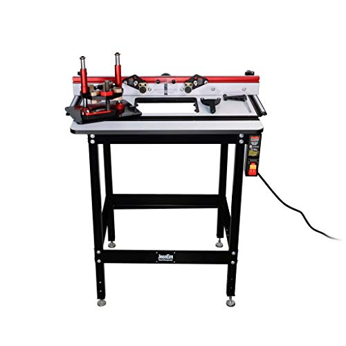 JESSEM Mast-R-Lift II Included Router Table System with Phenolic Top -  Jessem Products Limited, 09422