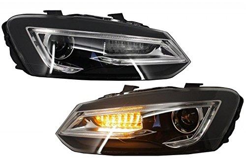 Kitt HLVWPOMK6 Phare LED Xenon HID 11-17