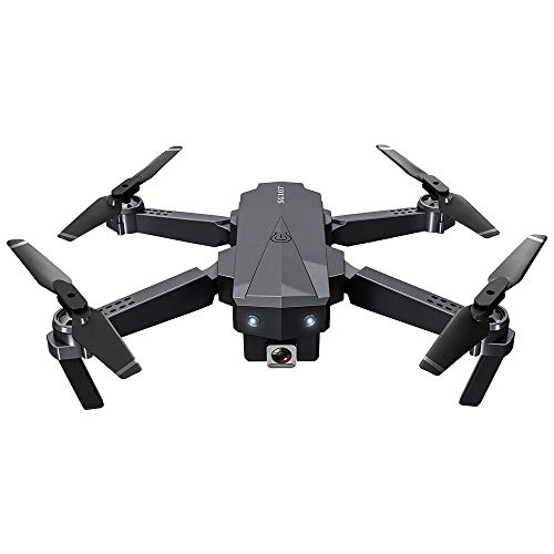 Toxz 2020 New SG107 Folding Drone 4k WiFi FPV HD Camera Quadcopter, Altitude Hold, Folding Drone, Mini Quadcopter, 4K HD Aerial Photography Remote Control Aircraft