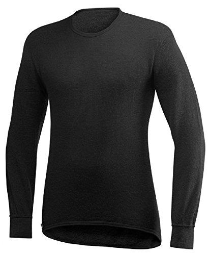 Woolpower 200 - Sous-vêtement - noir Modèle XXXL 2017