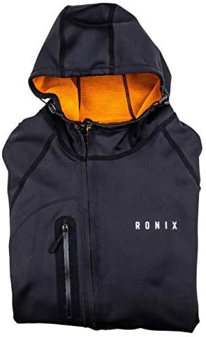 Ronix Wet Dry Neo Shell - Black 67% OFFicial OFF of fixed price Orange Jacket