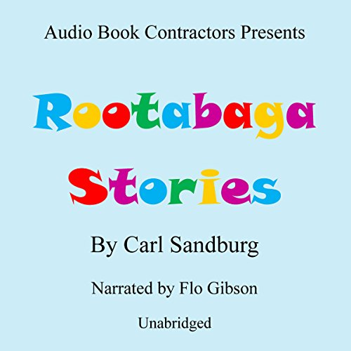 Rootabaga Stories audiobook cover art