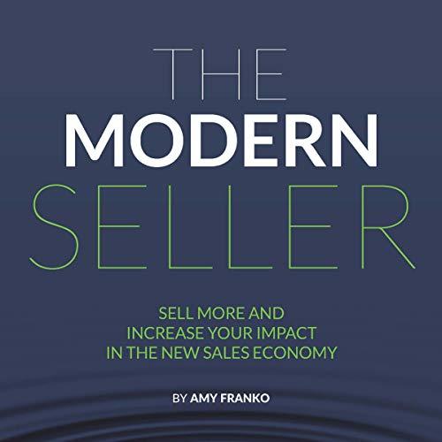 The Modern Seller audiobook cover art