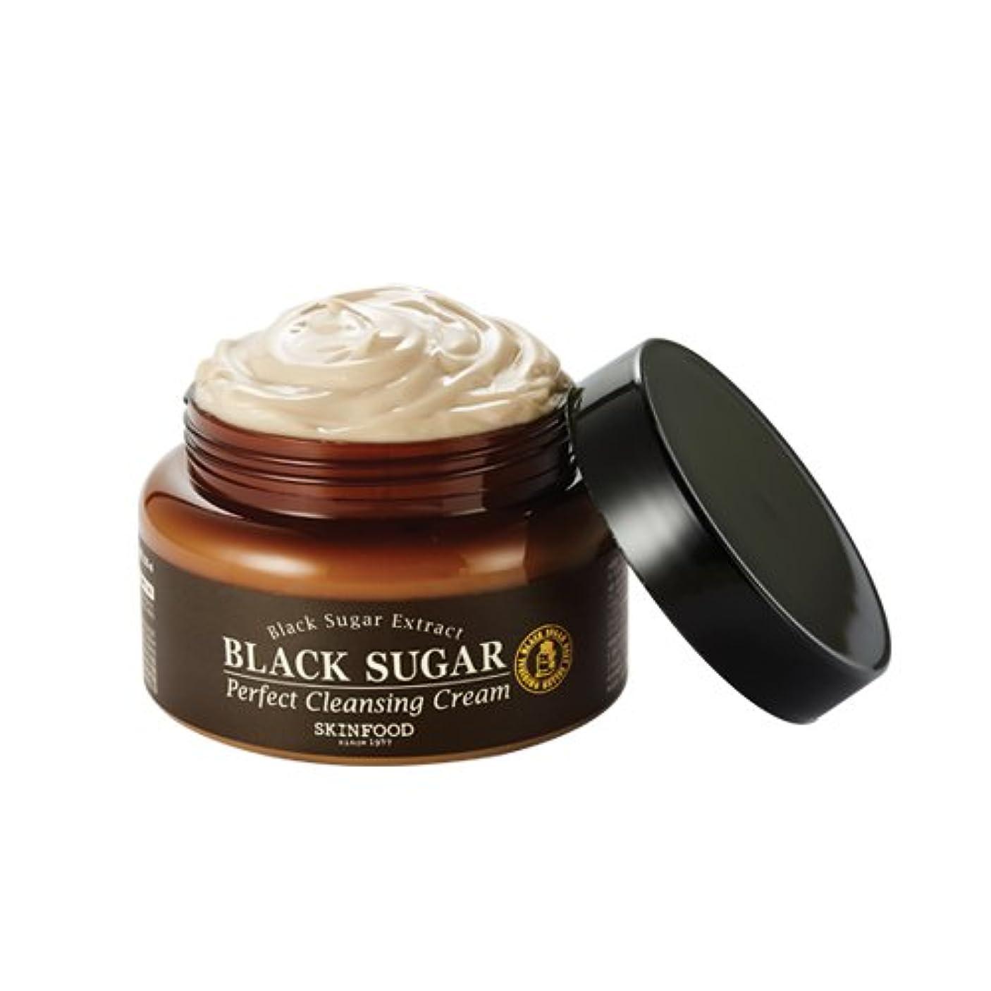 欠乏決めます薄いですSkinfood/Black Sugar Perfect Cleansing Cream/黒糖パーフェクトクレンジングクリーム/230ml [並行輸入品]