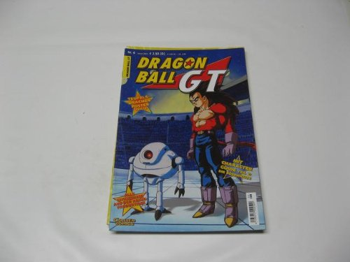 Dragon Ball GT TB 6