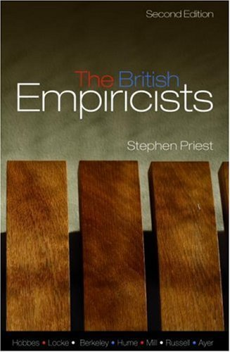 The British Empiricists by Stephen Priest (2007-11-07)