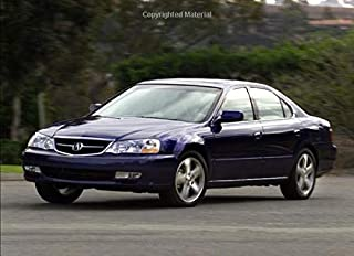 ACURA TL Type-S: 120 pages with 20 lines you can use as a journal or a notebook .8.25 by 6 inches.