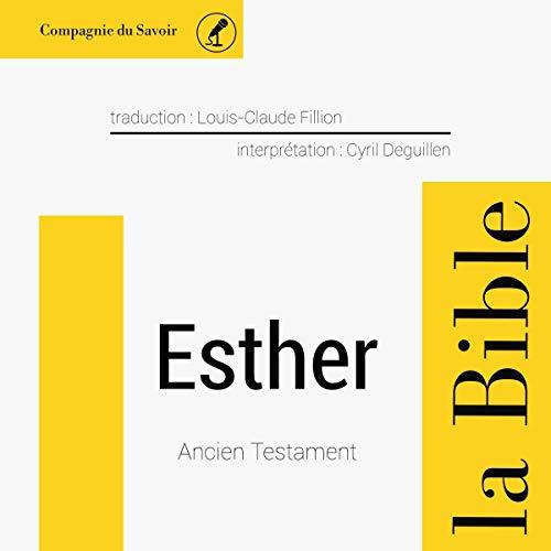 Couverture de Esther