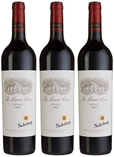 Nederburg Manor House Shiraz Collection  Trocken (3 x 0.75 l)