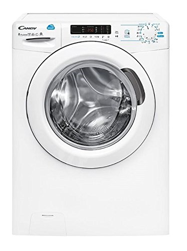 CANDY Lavasciuga CSWS 485D/5-01 Classe A 8/5 kg bianco a caricamento frontale