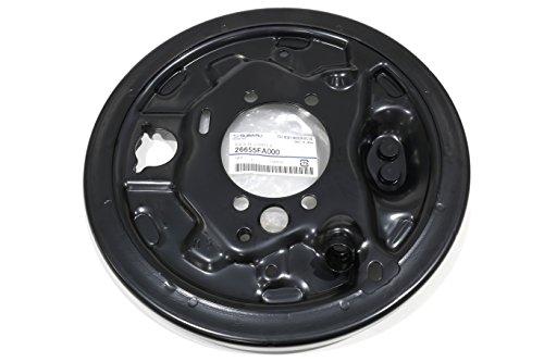 Subaru 26655 FA000, Drum Brake Backing Plate