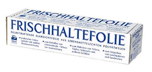 Unilever Food Solutions Frischhaltefolie (300 m x 44 cm) 1er Pack (1 x 1,15 kg)