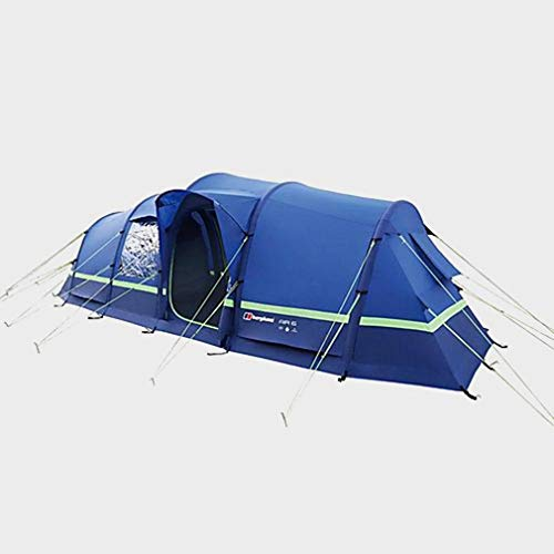 Berghaus Air 6 Tent, Blue, One Size