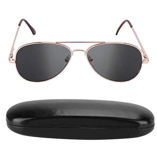 Qinlorgo Gafas espía Gafas de Sol Antideslizantes Gafas de Sol Gafas antimonitor Gafas de Seguridad