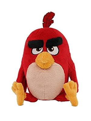 """Angry Birds Movie Red Plush, 7"""""""