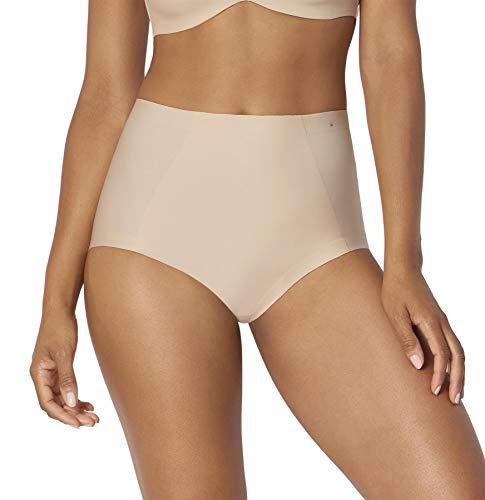 Triumph Damen Medium Shaping Series Highwaist Panty Funktionsunterwäsche, (Nude Beige 00nz), 36 (Herstellergröße: 000S)