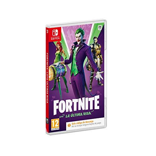 Fortnite Lote: La Última Risa - Nintendo Switch