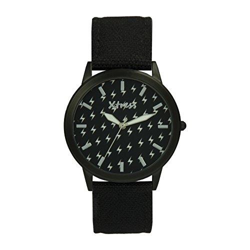 XTRESS Reloj Analógico para Hombre de Cuarzo con Correa en Nailon XNA1035-36