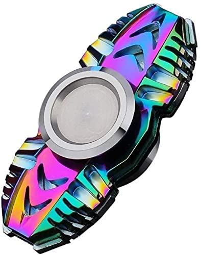 Fidget Spinner Juguete gyro Boy Dedo gyro Titanio aleación