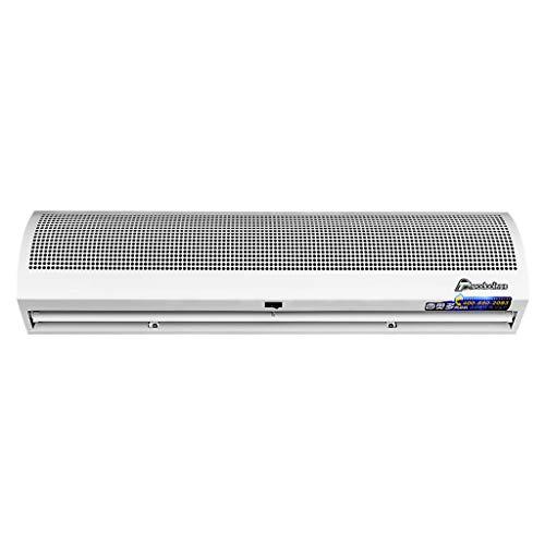 Cortina de aire Lxn Interior/casera de Caja de aleación súper Fina con Control Remoto, Potente, silencioso, Cuerpo pequeño, Peso Ligero