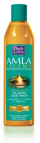Dark & Lovely Amla L Oil Refill hair Wash 3in1 Shampoo 250ml