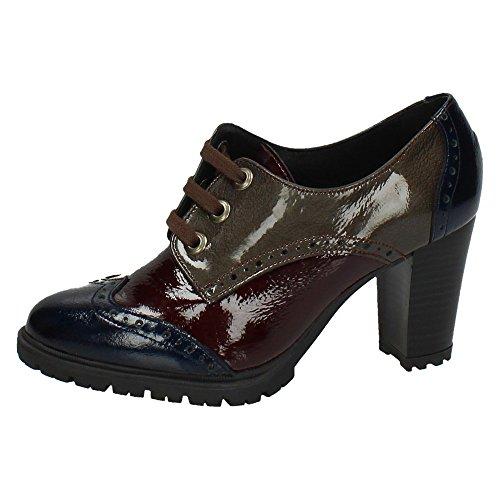 MODABELLA 127/1148 Tacones Cerrados Mujer Zapatos TACÓN