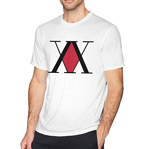 Ryan Hunter ¡Á Hunter X Logo Hxh Classic Men's Short Sleeve T-Shirt