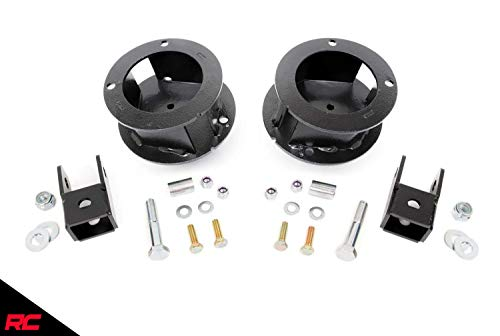 Rough Country 377 Leveling Kit 2.5' fits 2014-2019 RAM Truck 2500 3500 4WD Suspension System